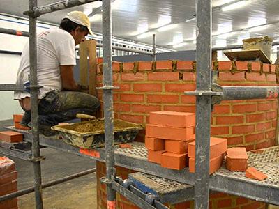 Construção de chamnié